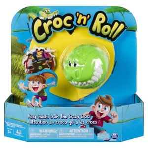 *NEW  Croc 'n' Roll - Fun Family for Kids Aged 3